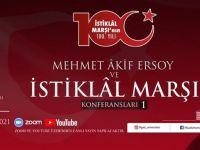 D. Mehmet Doğan, Âkif ve İstiklâl Marşı Konferansı Verecek