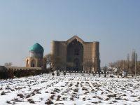Türkistan'ın Ruslar tarafından keşfi ve işgali