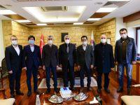 TYB Kahramanmaraş Şubesi, Kahramanmaraş Sütçü İmam Üniversitesi ile İş Birliği Protokolü İmzaladı