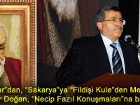 TYB İstanbul'da Muzaffer Doğan ile Necip Fazıl Konuşmaları