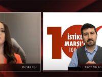 Arıcan: Âkif İstiklâl Marşında milletimizi konuşturmuştur