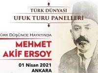 """""""Türk Düşünce Hayatında Mehmet Âkif Ersoy"""""""