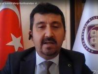 """""""İstiklâl Marşı aziz milletimizin hislerine tercüman oldu"""""""