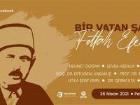 Üsküplü şair Fettah Efendi anılıyor