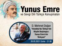 """""""Anadolu'da Türkçe'nin Büyük Başlangıcı: Yunus Emre'nin Türkçesi"""""""
