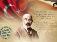 """""""Mehmet Âkif ve İstiklâl Marşı Sempozyumu"""""""