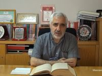 Mesnevî Okumaları -110- Prof. Dr. Zülfikar Güngör
