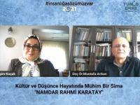 Namdar Rahmi Karatay eserleriyle Konya'nın yakın tarihine ışık tuttu