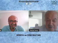 """""""Cem Sultan'ın Türk kültür ve edebiyatına önemli hizmetleri oldu"""""""