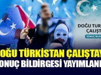 Türkiye Yazarlar Birliği: Doğu Türkistan'daki soykırıma karşı tepki hareketinin başlaması gerektiğini düşünüyoruz