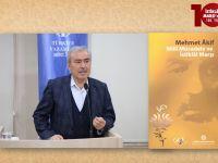 Dr. Nazif Öztürk: İstiklâl Marşı'nın Yazıldığı Mekân Tâceddin Dergâhı'nda Marifet Eğitimi