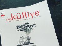 'Bizim Külliye' dergisinin 89.sayısı çıktı
