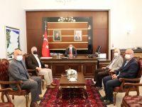 TYB Sakarya'nın Yeni Yönetiminden Vali Kaldırım'a Ziyaret