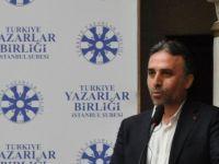 TYB İstanbul'dan Erşat Salihi'ye Destek Ve Tebrik Mesajı