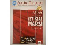 Şehir Defteri'nin Mehmet Âkif Ersoy ve İstiklal Marşı Özel Sayısı Çıktı