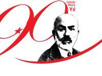 İSTİKLÂL MARŞI'NIN 90. YILI LOGO ANKETİ SONUÇLANDI