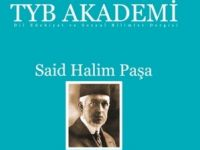 TYB Akademi 3: Said Halim Paşa