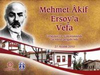 İstiklâl Marşı şairi Mehmed Âkif vefat yıldönümünde Taceddin Dergâhı'nda anılıyor