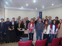 Yazar Okulu'nun 17. Dönemi D. Mehmed Doğan'ın Kapanış Dersiyle Tamamlandı