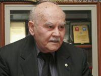 Mustafa Necati Özfatura vefat etti