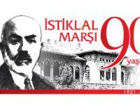 İstiklal Marşı 90. Yıl Logomuzu Seçiyoruz