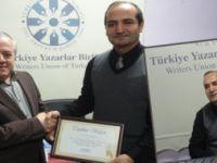 """Prof.Dr.Zeki İşcan """"Nurettin Topçu'nun Din Anlayışı""""nı anlattı."""