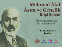 Mehmet Âkif, Asım ve Gençlik Bilgi Şöleni