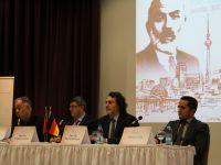 Mehmet Akif 100 Yıl Sonra Berlin'de Sempozyumu tamamlandı