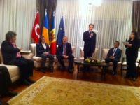 Yunus Emre ve Eminescu Ankara'da Anıldı