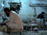 El sanatlarının kalbi Peşaver'de atıyor