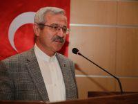 D. Mehmet Doğan Bayburt Üniversitesi'nde 90.yaşındaki Âsım'ı anlattı