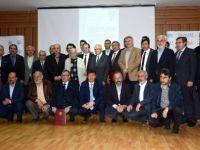 TYB 2014 yılı ''Yılın Yazar, Fikir Adamı ve Sanatçıları''na ödülleri Bayburt'ta  verildi