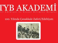 100. Yılında Çanakkale Zaferi/Edebiyatı