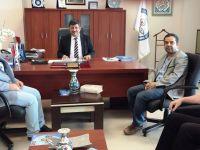 TYB Konya Şubesinden KTO Karatay'a ziyaret