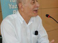 TYB'de konuşan Şair-Yazar Metin Önal Mengüşoğlu: Topluma Öfke Aşısı Yapmalıyız