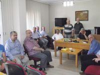 Türkiye Yazarlar Birliği'nde Bayramlaşma