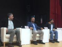 TYB İstanbul Şubesi: Sancaktepe'de Sezai Karakoç Konuşuldu