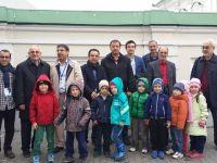 Kazan ve çevresi köklü bir medeniyet merkezidir