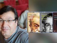 Mehmet Kurtoğlu: Büyük edebiyatçının ızdırabı da büyüktür