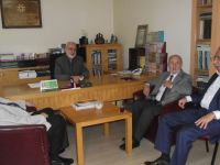 Türkiye Diyanet Vakfı II. Başkanından TYB'yi Ziyaret