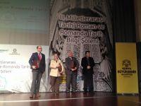 Türkiye Yazarlar Birliği'nden tarihî roman ödülleri