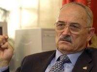 Eski Başbakan Yardımcısı vefat etti