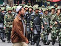Doğu Türkistan'da ezan yasağı
