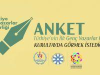 Türkiye'nin ilk Genç Yazarlar Kurultayı