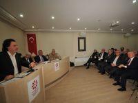 Türkiye Yazarlar Birliği'nde 19. Olağan Genel Kurul