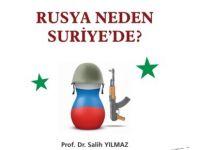 """Yazar Yayınları'ndan yeni kitap: """"Rusya neden Suriye'de?"""""""