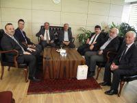 TYB'den Mehmet Bıçkıcı'yı Ziyaret