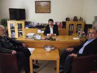 Bandırma Üniversitesi Genel Sekreteri Arıoğlu'ndan TYB'ye Ziyaret