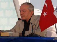 M.Hanefi İspirli Kitap Fuarında 'Sezai Karakoç'u Anlattı