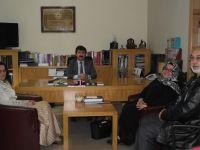 KADEM Ankara Temsilciliğinden TYB'yi Ziyaret